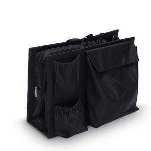 organizer - maak van je handtas een luiertas - inclusief verschoningsmatje -Zwart