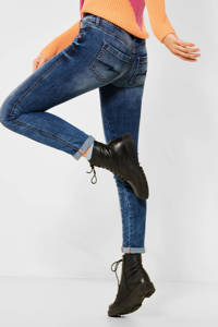 Street One slim fit jeans Jane dark denim, Dark denim