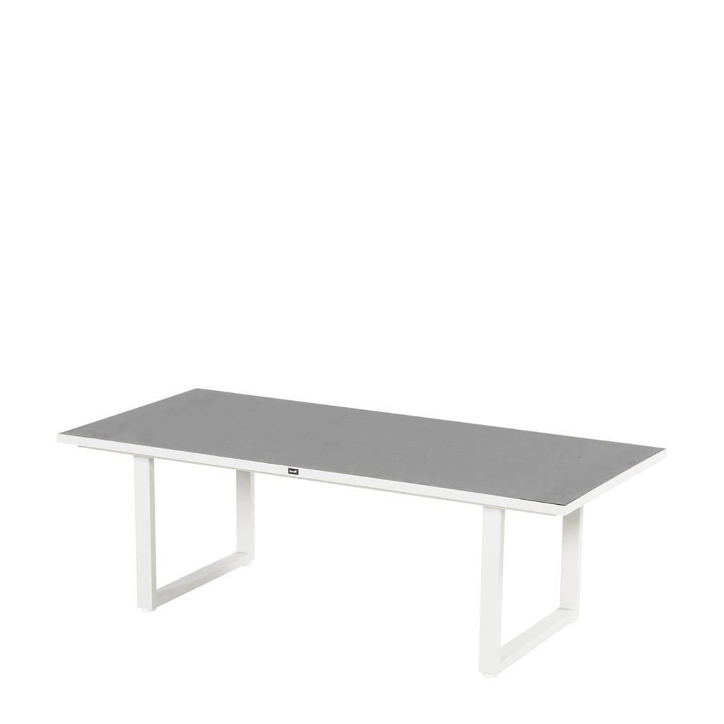 Hartman tuintafel Ancona (70x150 cm), Wit