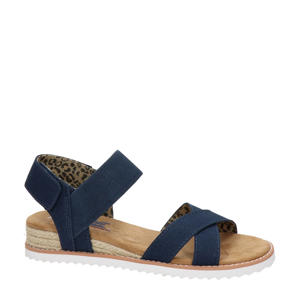 by Skechers Desert Kiss  sandalen blauw