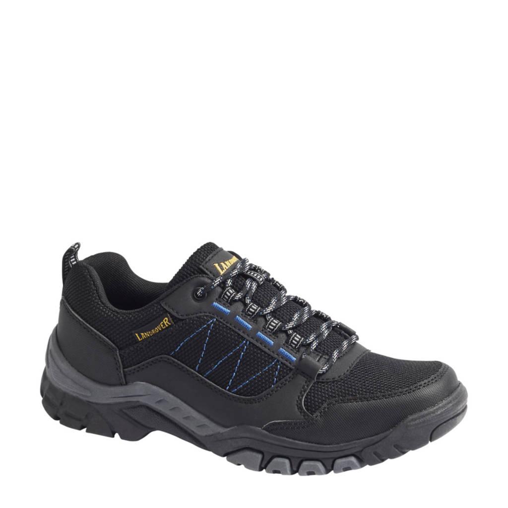 Landrover   wandelschoenen zwart, Zwart