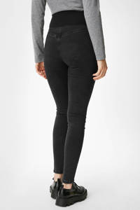 C&A XL Yessica low waist skinny zwangerschapsjegging antraciet, Antraciet