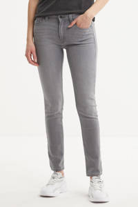 C&A Yessica slim fit jeans grijs denim, Grijs denim