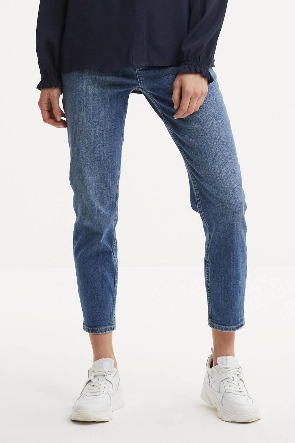 C&A The Denim high waist straight fit jeans light denim, Light denim