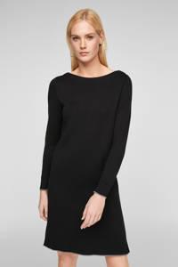 s.Oliver jurk zwart, Zwart