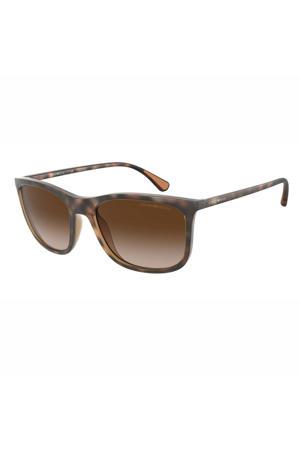 zonnebril 0EA4155 bruin