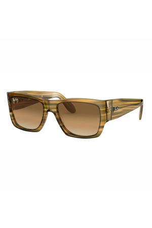 zonnebril Wayfarer Nomad 0RB2187 geel