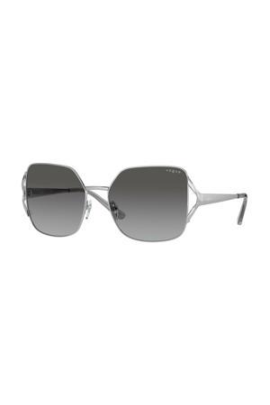 zonnebril 0VO4189S zilverkleurig