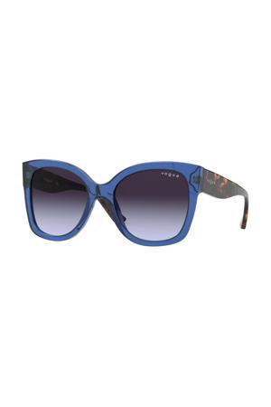 zonnebril 0VO5338S blauw
