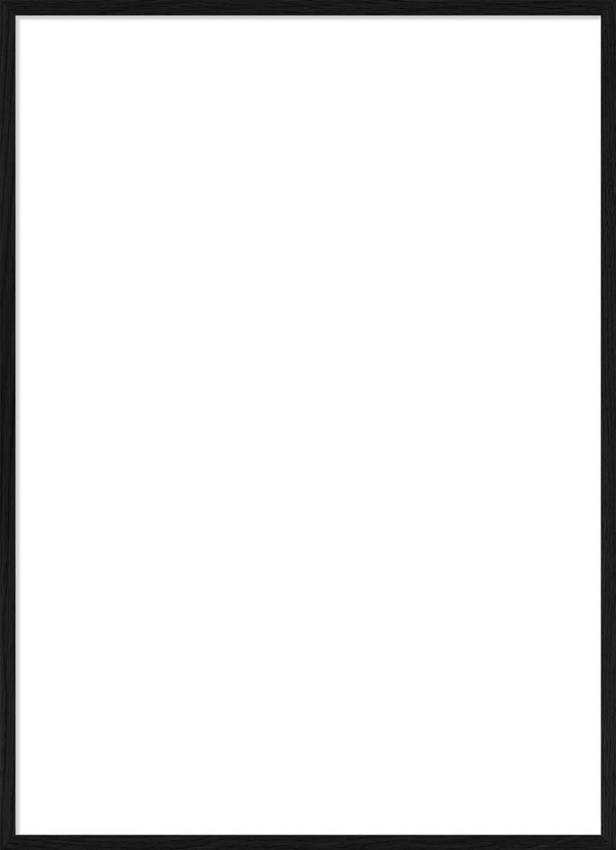 The Dybdahl Co lijst (40x30 cm)  (40x30 cm), Zwart