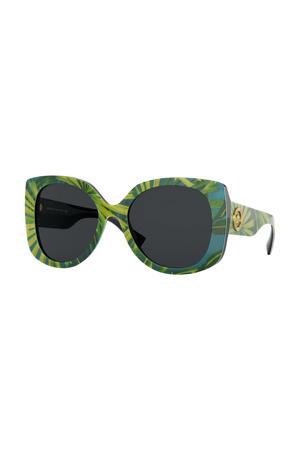 zonnebril 0VE4387 groen