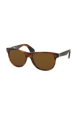 zonnebril 0RL8129P bruin