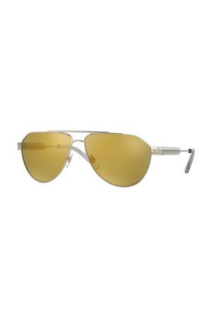 zonnebril 0VE2223 goudkleurig
