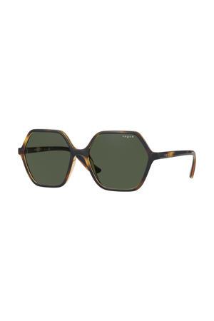 zonnebril 0VO5361S donkerbruin