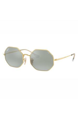 zonnebril Ocatagon 0RB1972 goudkleurig