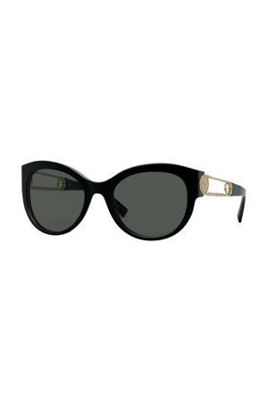 zonnebril 0VE4389 zwart