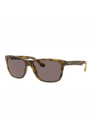 zonnebril 0RB4181 bruin