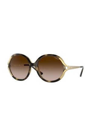 zonnebril 0VO5354S donkerbruin