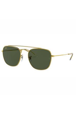 zonnebril 0RB3557 goudkleurig