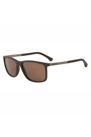 zonnebril 0EA4058 bruin