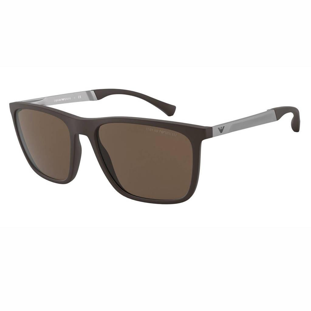 Emporio Armani zonnebril 0EA4150 bruin