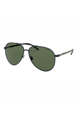 zonnebril 0PH3131 donkerblauw