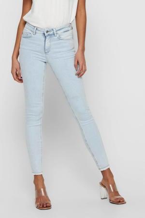 skinny jeans ONLBLUSH lichtblauw