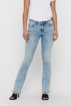 flared jeans ONLHUSH light blue denim