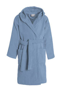 Seahorse   badjas Pure middenblauw