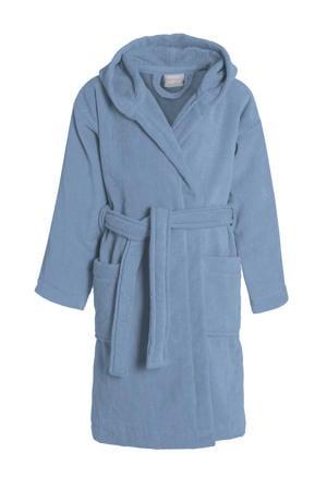 badjas Pure middenblauw