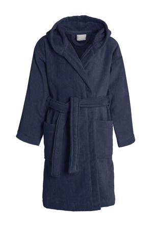 badjas Pure donkerblauw