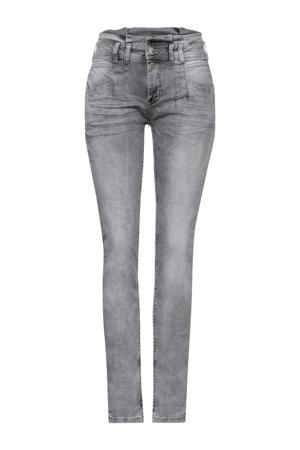 loose fit jeans grijs