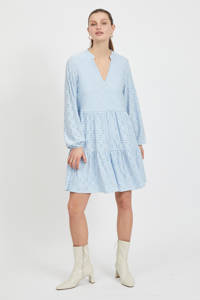 VILA jurk VIKAWA lichtblauw, Lichtblauw