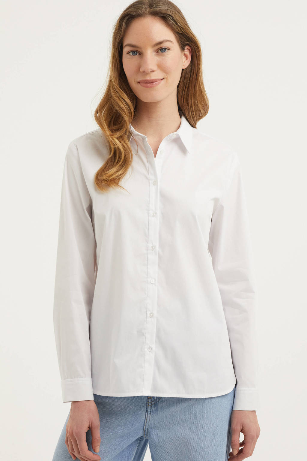 Part Two blouse wit, Wit