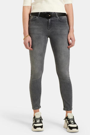 skinny jeans lichtgrijs
