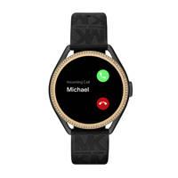 Michael Kors MKGO Gen 5E  Dames Display Smartwatch MKT5118, Zwart
