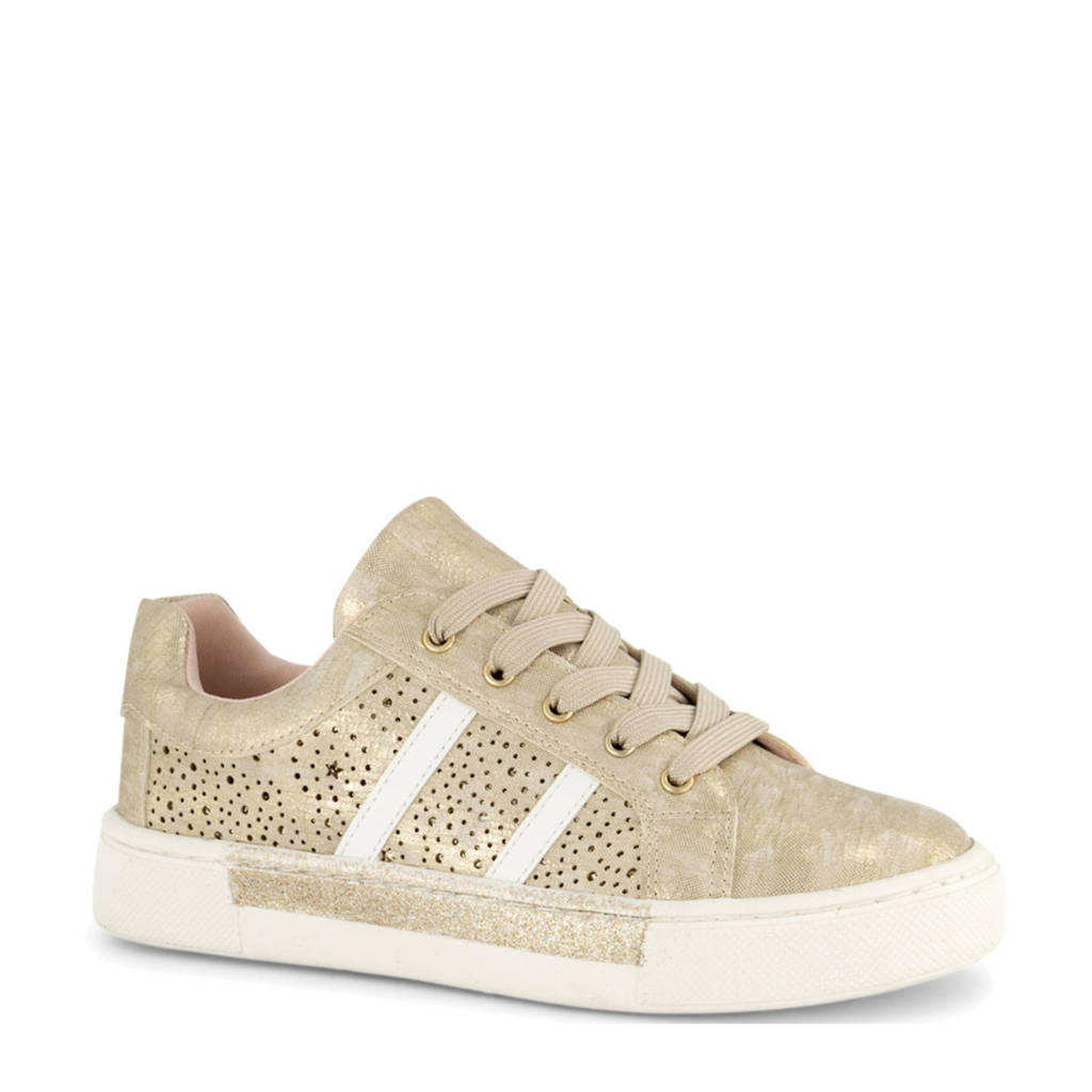 Cupcake Couture   sneakers goud/wit