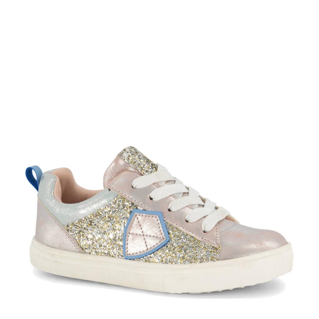 Cupcake Couture   sneakers met glitters roze, Roze/multi
