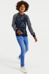 WE Fashion Blue Ridge regular fit jeans bright blue denim, Bright Blue Denim