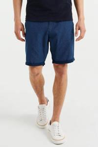 WE Fashion regular fit chino short royal navy, Royal Navy