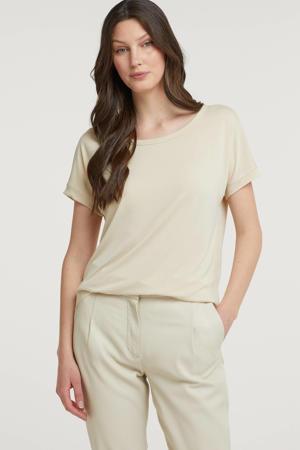 T-shirt Fenya zand