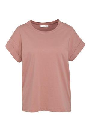 T-shirt Alva oudroze