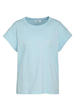 T-shirt Alva lichtblauw
