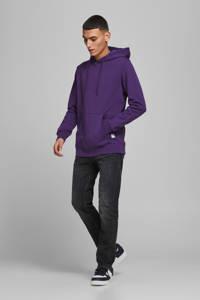 JACK & JONES ESSENTIALS hoodie Basic paars, Paars