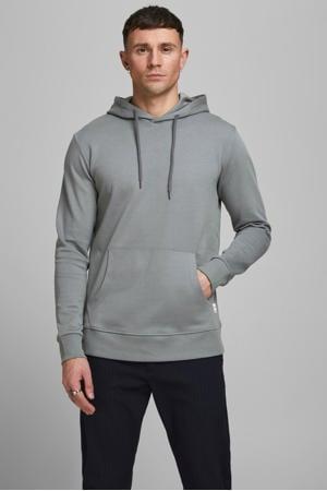 hoodie Basic grijs