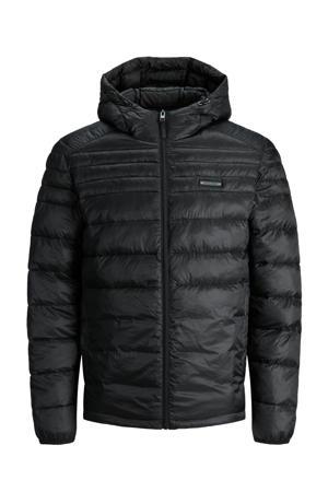 jas Ace Plus Size zwart
