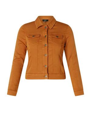 spijkerjasje Gia oranje