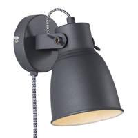 Nordlux Wandlamp, Zwart