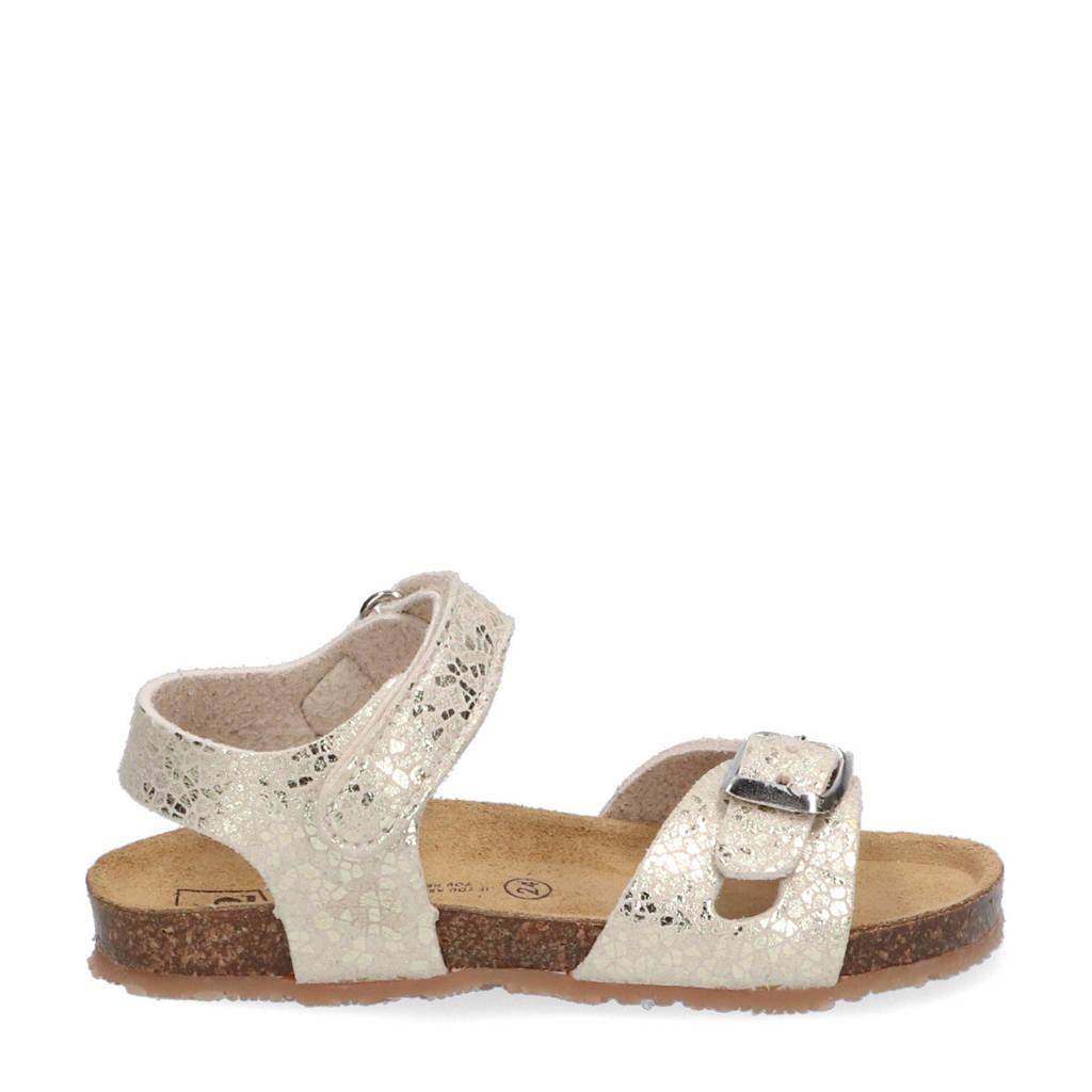 Est. 1842   sandalen met print goud, Goud