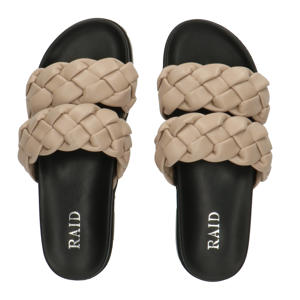 Flinch  plateau slippers lichtbeige